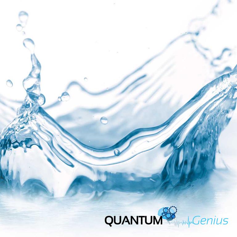 Quantum WATER